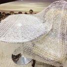 Orenburg shawl, Russian Shawl, Lace hand-knitted shawl, warm gossamer shawls
