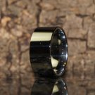 Tungsten ring - Size 13 - comfort fit - only 1,5 mm thick !