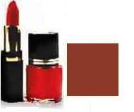 Lipstick/ Nail Polish Combo - Chocolate Mousse