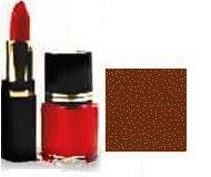 Lipstick/ Nail Polish Combo - Copper Glitz