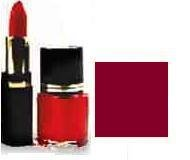 Lipstick/ Nail Polish Combo - Raspberry
