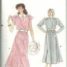 VOGUE Pattern Misses' Petite Pullover Dress Pattern size A 8-10-12  PA42