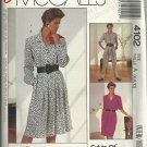 MCCALL'S Pattern Misses' Dress and Jump Suit sizes 6-8-10  PA48