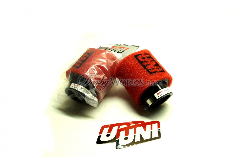 Uni Filter Dual Layer Pod Air Filter BIG CARB - 30mm +