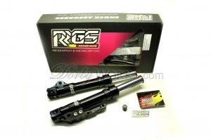 RRGS Drag Low Forks Yamaha ZUMA 125