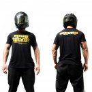 Dorbyworks HONDA RUCKUS SHIRT Performance GOLD / black shirt - medium