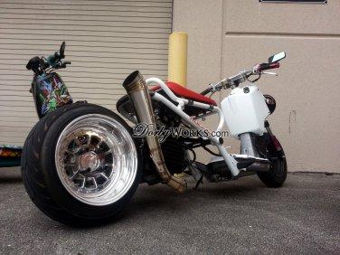 HONDA RUCKUS Wide wheel stretch kit / stock engine