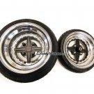 Honda Ruckus Custom wheels DW4RS2 12x4 / 12x7 / 12x8 SET