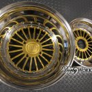 "FORMULA 2 piece CANDY GOLD"" discount "" 12x4 front / 13x8 rear"