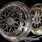 HONDA RUCKUS 13x4 / 13x8 MESH LOVE wheel set / tires mounted BILLET RIMS