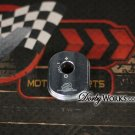 Honda ruckus key cover billet aluminum raw