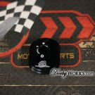 Honda ruckus key cover billet aluminum black