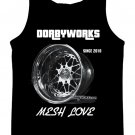 MESH LOVE tank top - Large