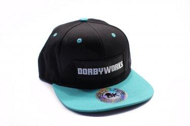 DORBWORKS Snap back hat - MINTY