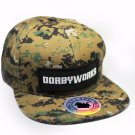 DORBWORKS Snap back hat  Digital Camo Snap back!