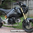 HONDA GROM Performance GP Full exhaust