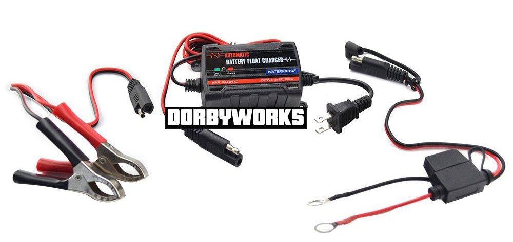 Mini Battery Charger / TENDER
