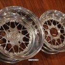 MESH LOVE SET - 12x4 / 12x7 / 12x8    custom billet wheels rims Honda ruckus