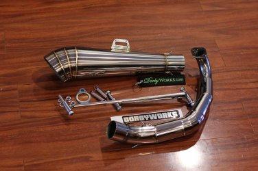 Honda Ruckus GP GY6 ENGINE