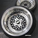 Honda Ruckus Wheels Rim Set SUPER MESH /  12x4 / 13x8  FITMENT GY6 or GET - TIRES