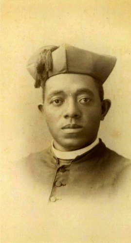 Father Augustus Tolton Holy Card (Spanish Ver.)