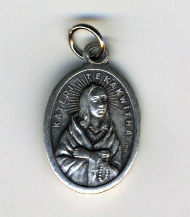 Saint Kateri Pendant