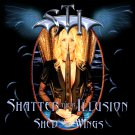 Shed My Wings by Shatter Their Illusion USB Wristband