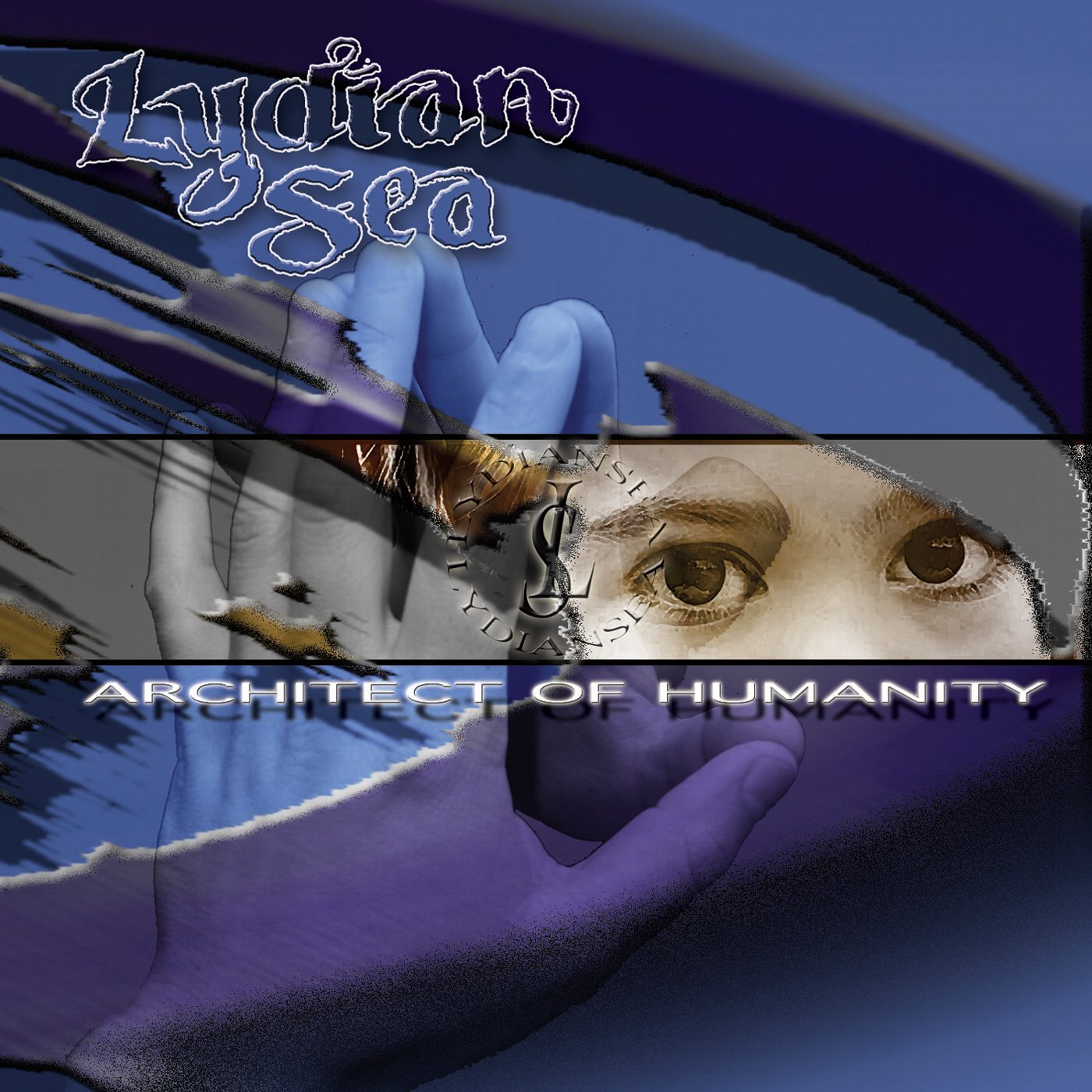 Architect of Humanity by Lydian Sea USB Wristband