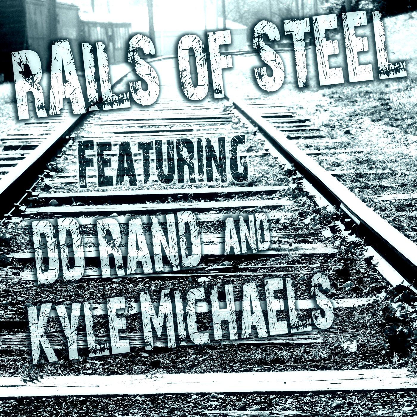 Rails of Steel by DD Rand USB Wristband