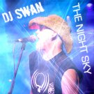 The Night Sky by DJ Swan USB Wristband