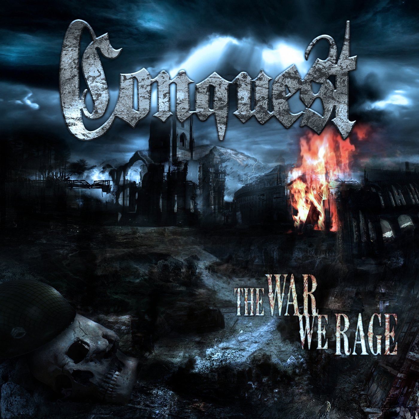 The War We Rage by Conquest + Bonus CD