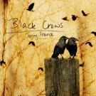 Black Crows by Jenny Franck USB Wristband