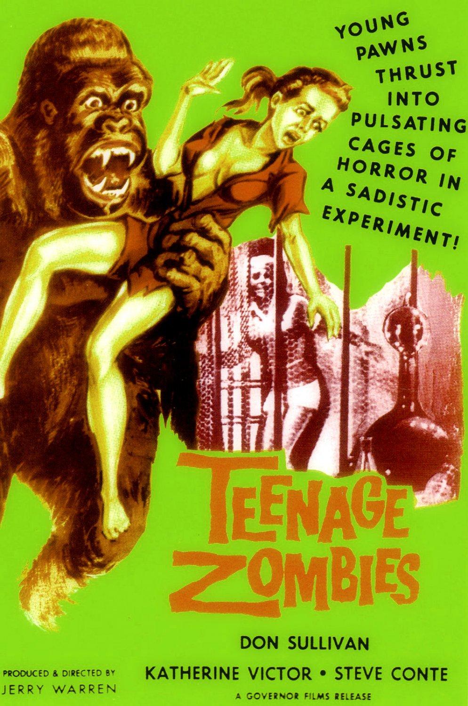 Teenage Zombies (USB) Flash Drive