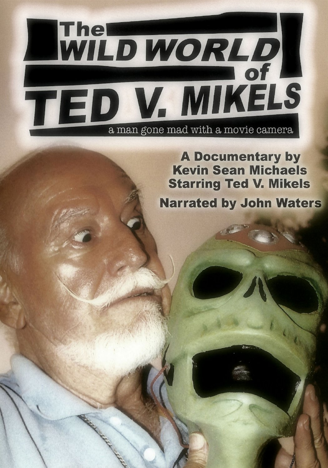 The Wild World of Ted V. Mikels (USB) Flash Drive