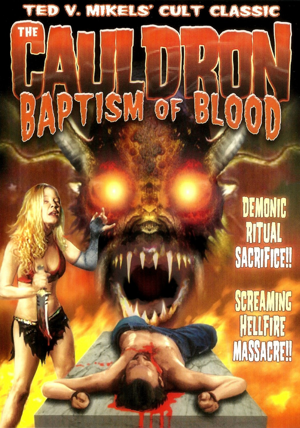 Cauldron: Baptism of Blood (USB) Flash Drive
