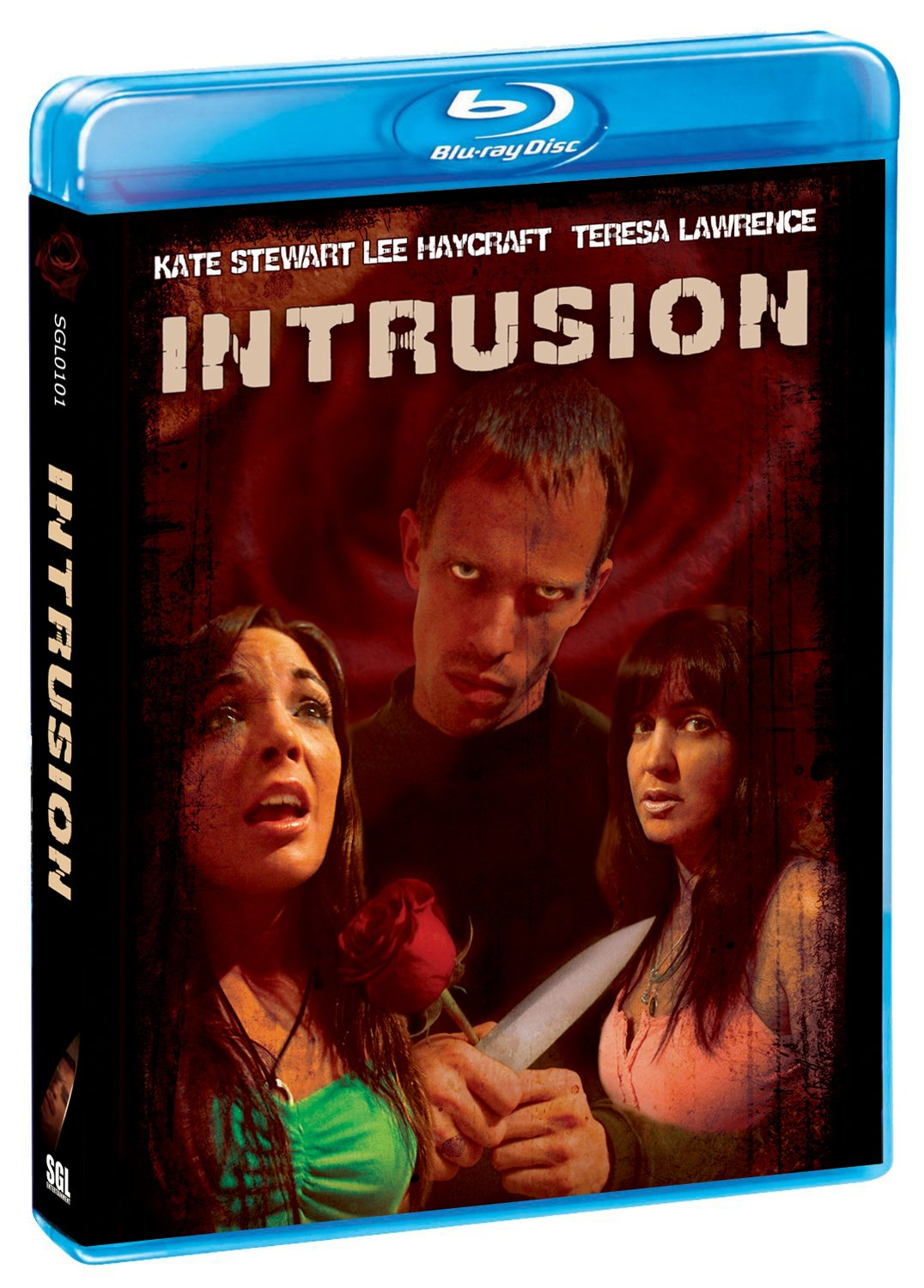 Intrusion [Blu-ray]