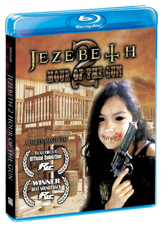 Jezebeth 2 Hour of the Gun [Blu-ray]