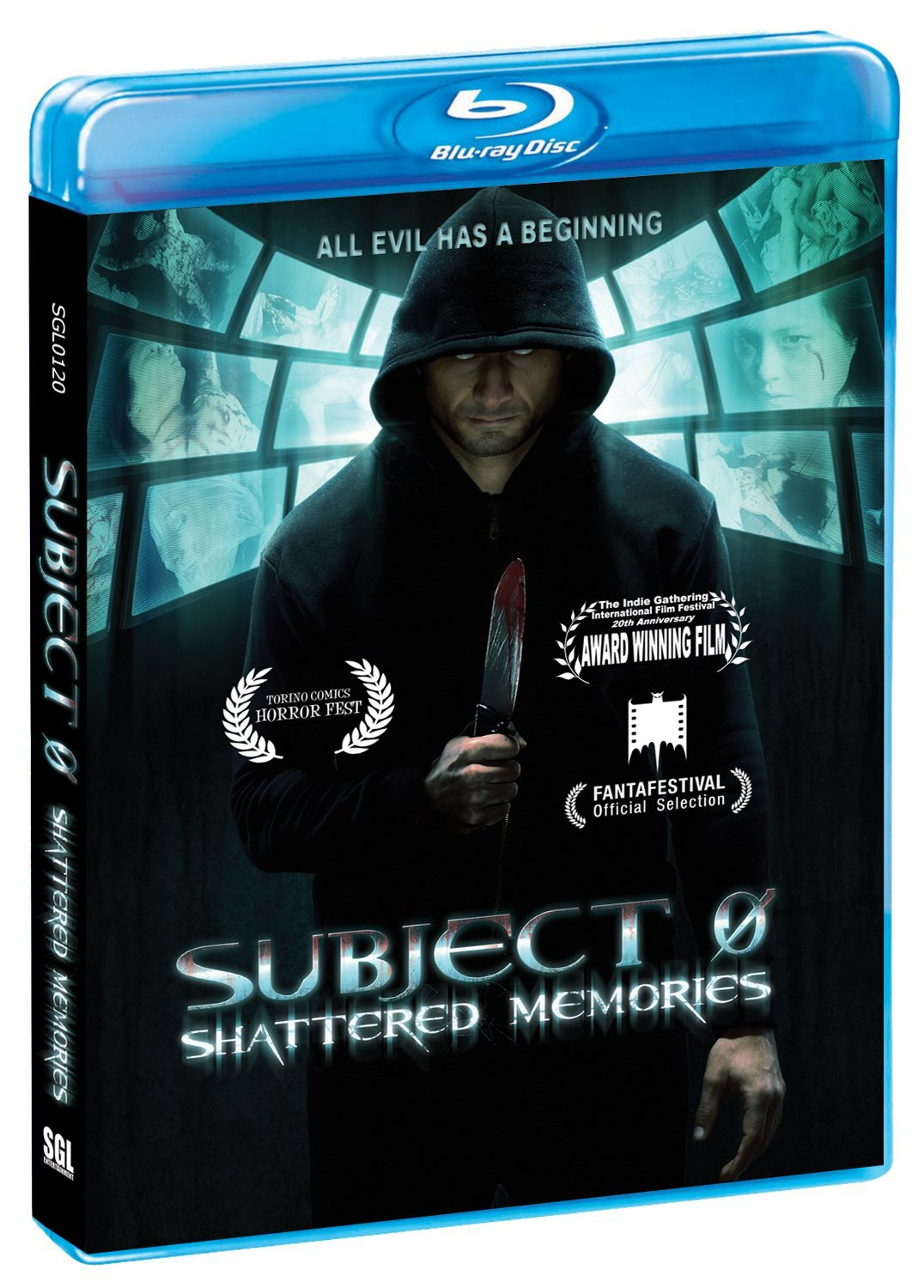 Sign In Subject 0: Shattered Memories [Blu-ray]
