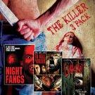 The Killer 3 Pack (USB) Flash Drive