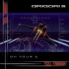 On Your Six by Grigori 3 USB Wristband