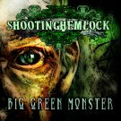 Big Green Monster by Shooting Hemlock USB Wristband
