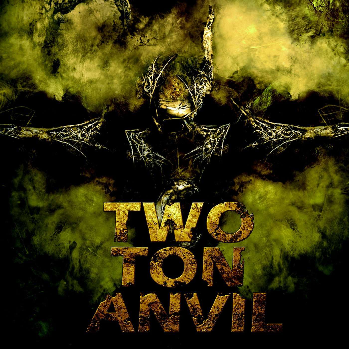 Two Ton Anvil Self Titled Album USB Wristband