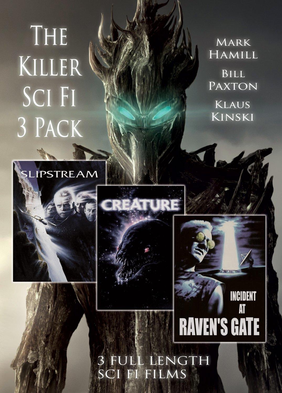 The Killer Sci fi 3 Pack (USB) Flash Drive