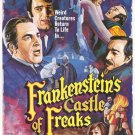 Frankenstein's Castle of Freaks (DVD)