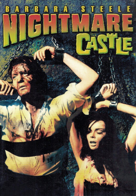 Nightmare Castle (DVD)