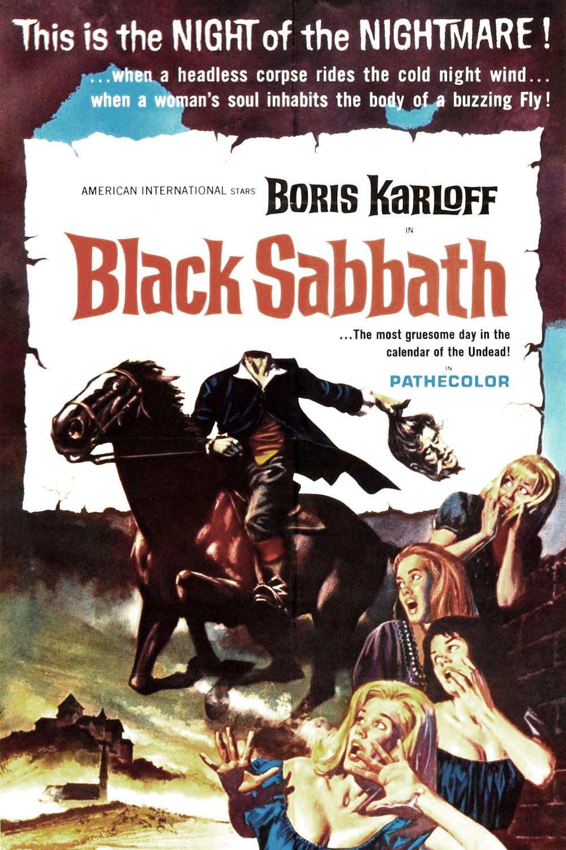 Black Sabbath (DVD)