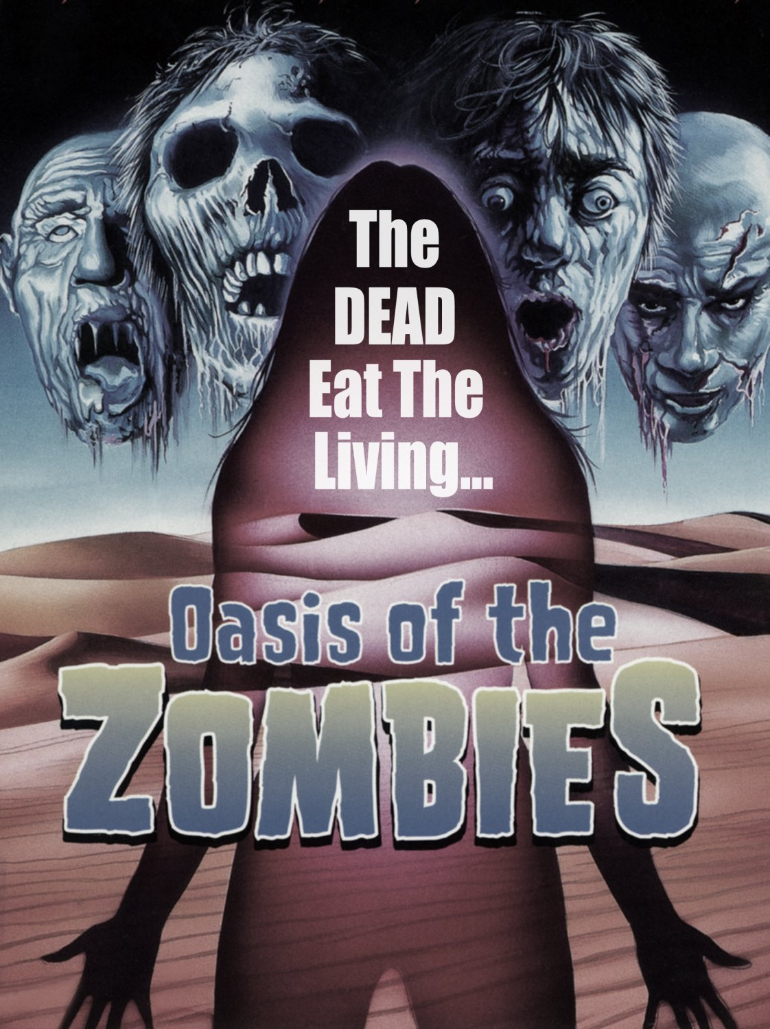 Oasis of the Zombies (DVD)