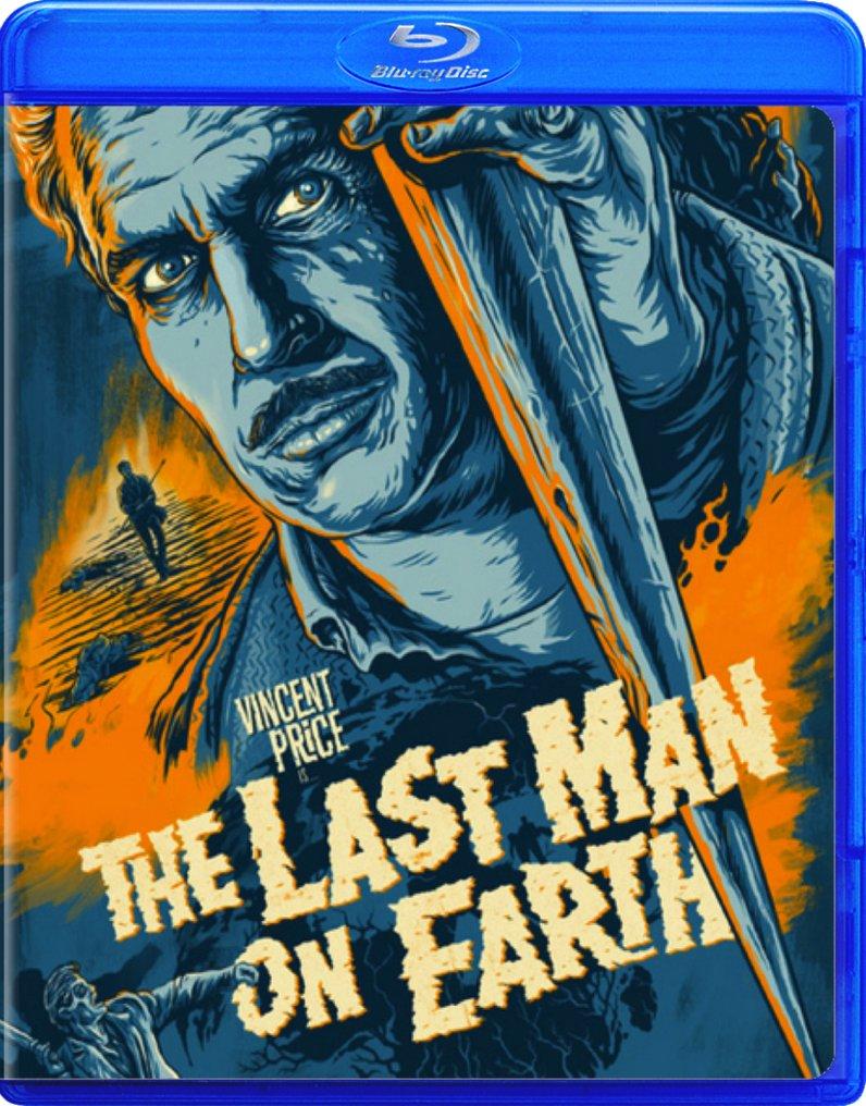 The Last Man on Earth (Blu-ray)