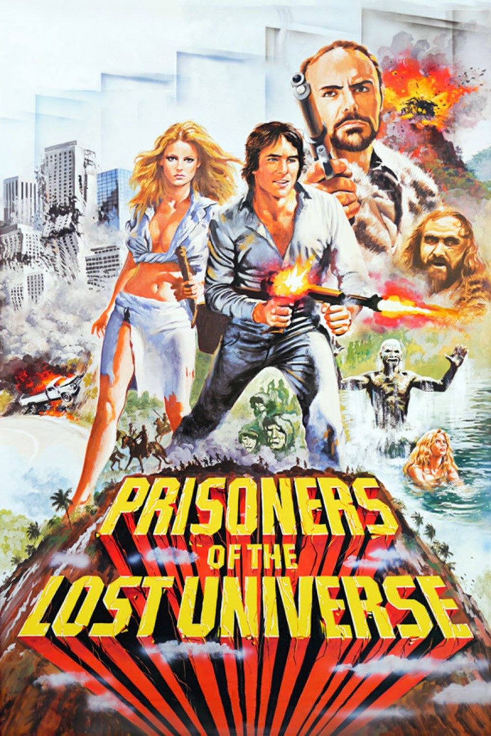 Prisoners of the Lost Universe (DVD)