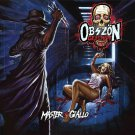 Master of Giallo CD by Obszon Geschopf